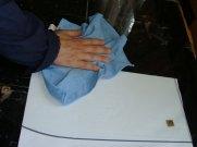Подготовка поверхности для печати.